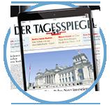 12 months Tagesspiegel E-Paper