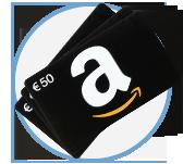 50 Euro Amazon Gift Card