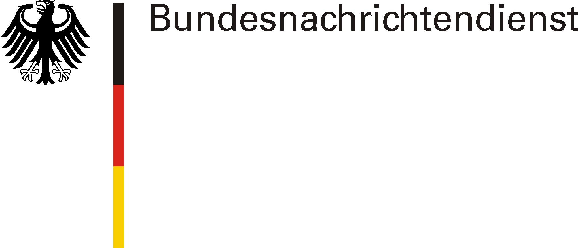 Bundesnachrichtendienst (BND)Logo Image