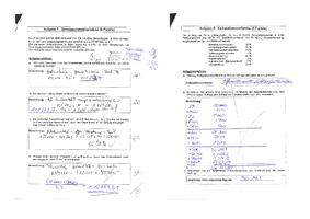 ks kostenrechnung alte klausurenpdf - Kostenrechnung Beispiele