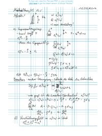 Technische mechanik festigkeitsl studydrive for Statik formelsammlung