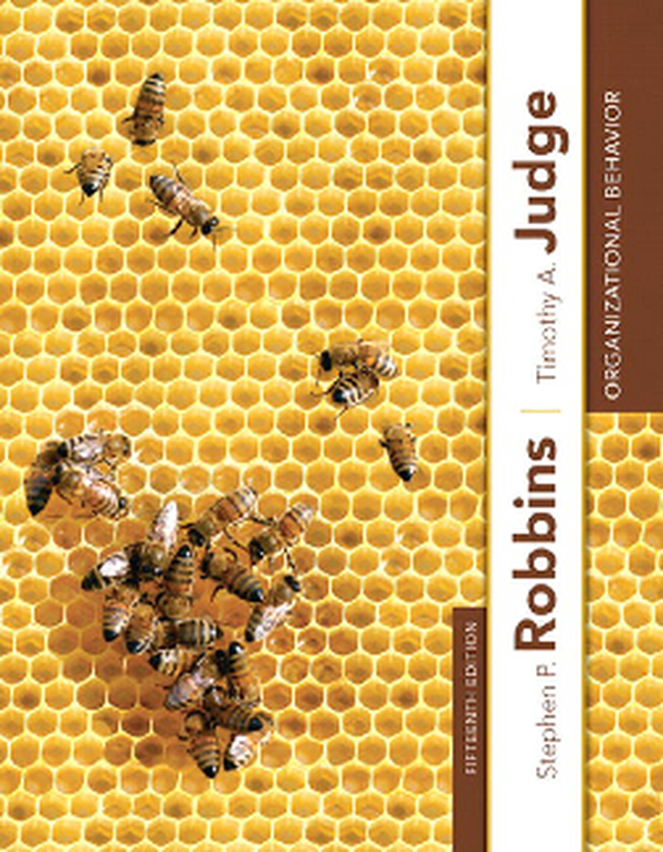 Organizxxational behavior (15th edition) by stephen p. Robbins and ti….