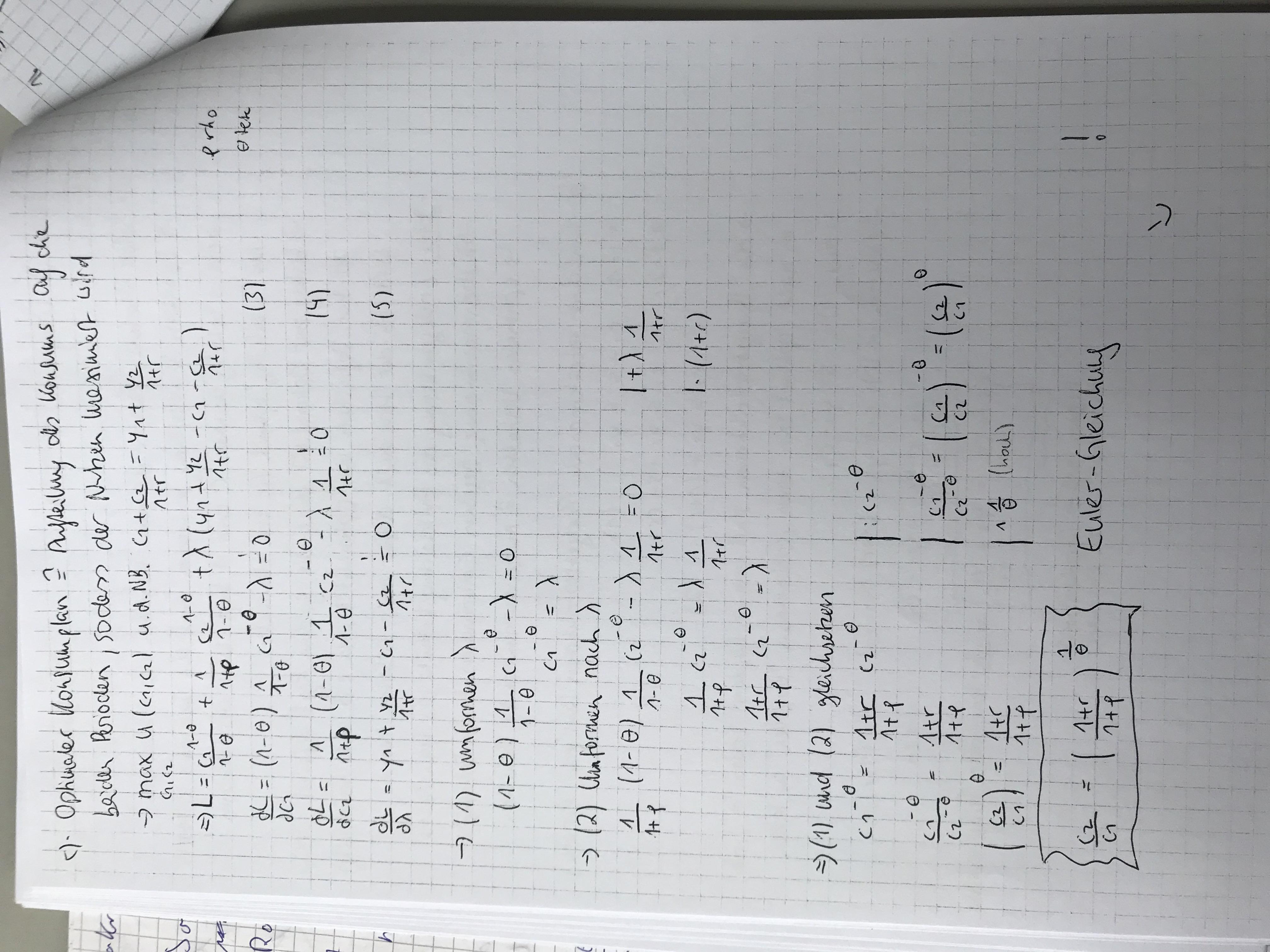 Makroökonomie 2 - Studydrive