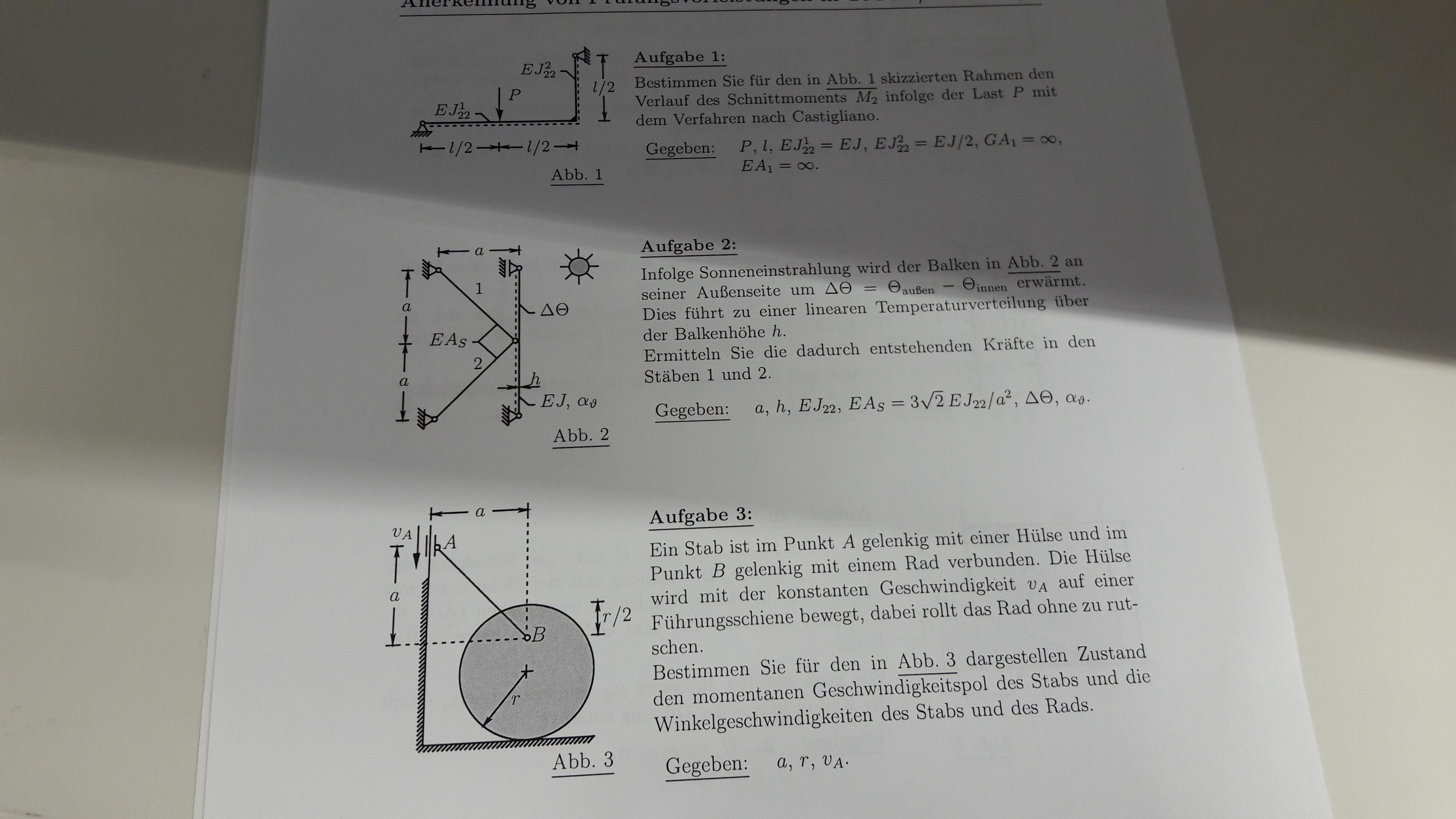 Technische Mechanik III - Studydrive