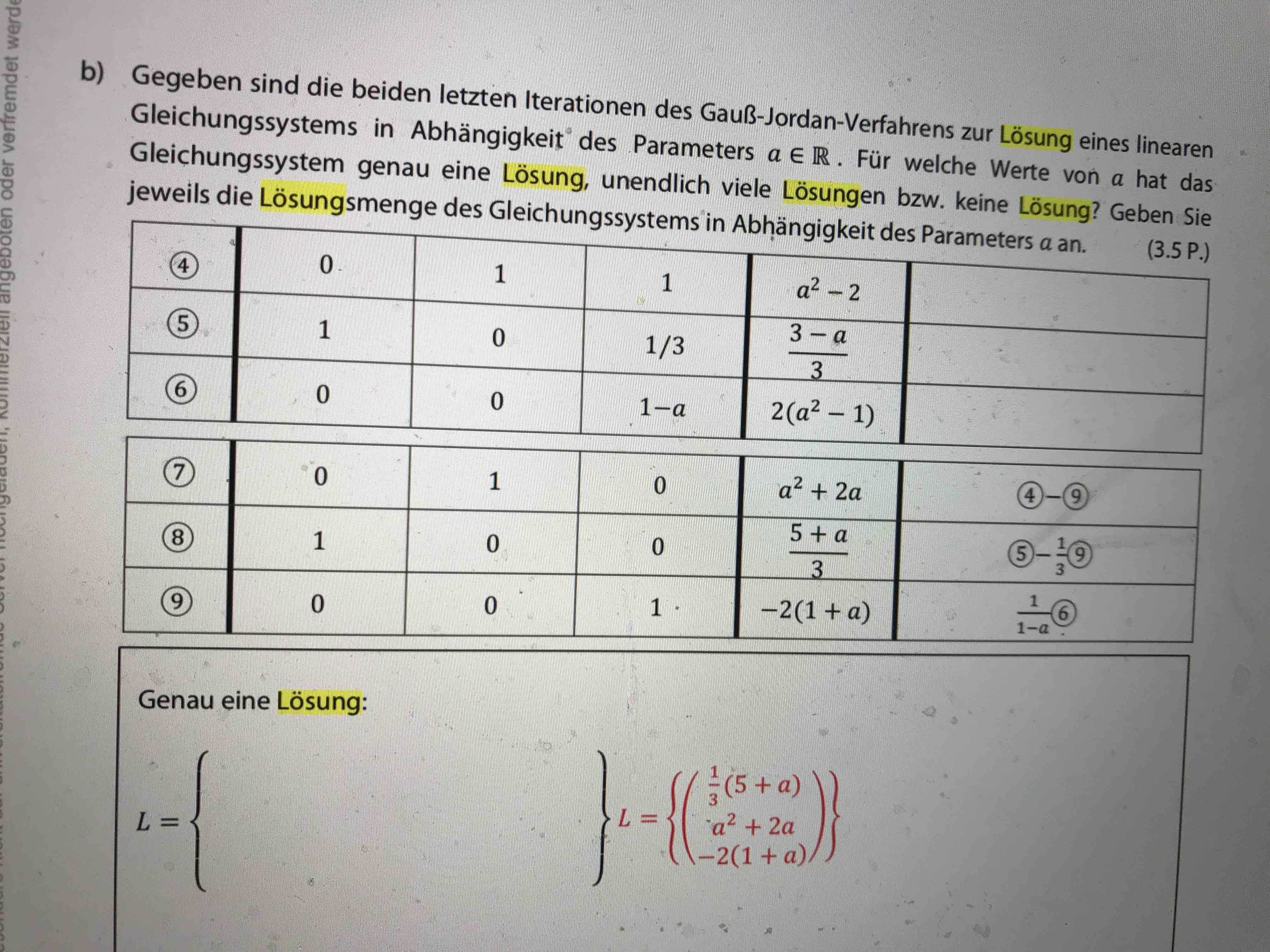 Mathematik für Ökonomen II - Studydrive