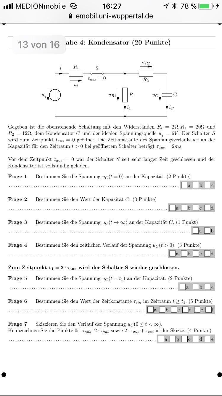 Grundlagen der Elektrotechnik A - Studydrive